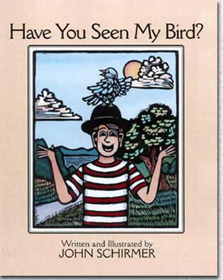 Children's Book - Have You Seen My Bird?