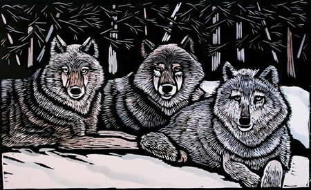 Three Wolves Kerry